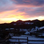 dude ranch photos sunrise colorado family adventure vacation
