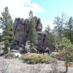 dude ranch photos horseback riding colorado family adventure vacation