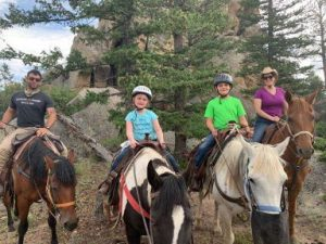Dude Ranch Adventure with Grandparents