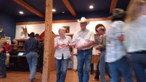 dude ranch photos owners square dancing colorado family adventure vacation