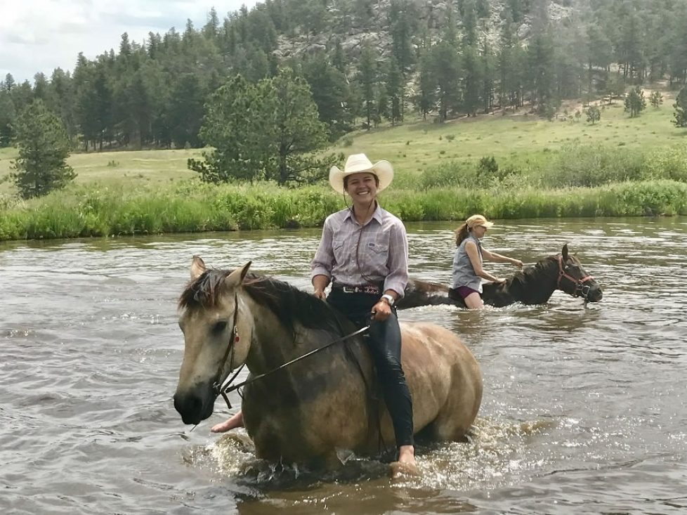 Dude ranch summer 2019 adventure vacation all-inclusive pet friendly guest ranch family vacation