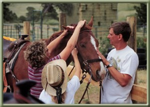 Family Reunion Dude Ranch Vacation