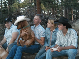 Dude Ranch employment - wranglers